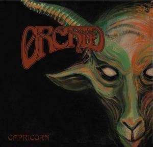 Orchid: Capricorn - Cover