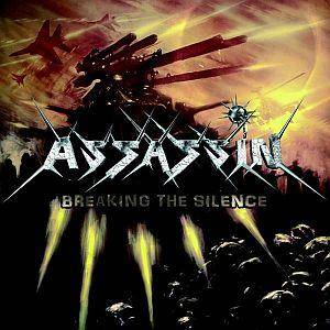 Assassin: Breaking The Silence - Cover
