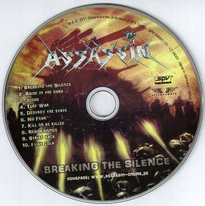 Assassin: Breaking The Silence (CD) - Bild 5