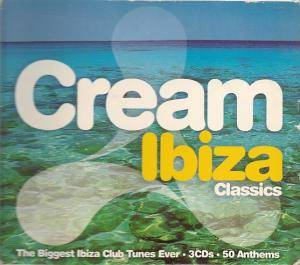 Cover - Motorcycle: Cream Ibiza Classics