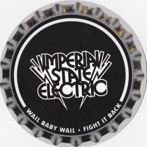 "Imperial State Electric: Wail Baby Wail/Fight It Back (7"") - Bild 1"