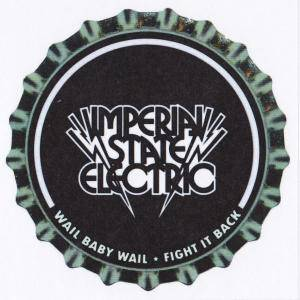 "Imperial State Electric: Wail Baby Wail/Fight It Back (7"") - Bild 5"