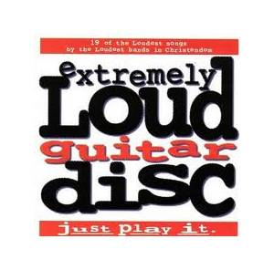 Cover - Novella: Extremely Loud Guitar Disc