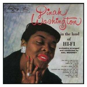 Cover - Dinah Washington: In The Land Of Hi-Fi