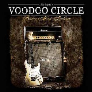 Cover - Alex Beyrodt's Voodoo Circle: Broken Heart Syndrome