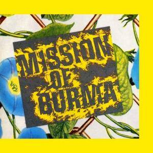Mission Of Burma: Mission Of Burma - Cover
