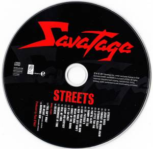 Savatage: Streets - A Rock Opera (CD) - Bild 3