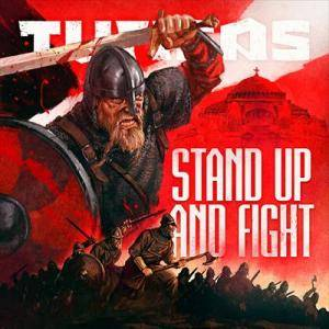 Turisas: Stand Up And Fight - Cover