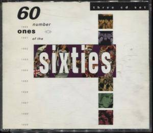 Cover - Jane Birkin & Serge Gainsbourg: 60 Number Ones Of The Sixties