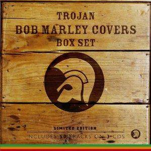 Cover - Jacob Miller & Inner Circle: Trojan Bob Marley Covers Box Set