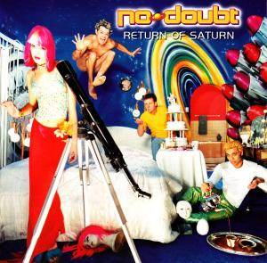 No Doubt: Return Of Saturn - Cover