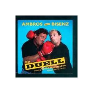 Wolfgang Ambros / Alexander Bisenz: Das Duell (Split-Single-CD) - Bild 1