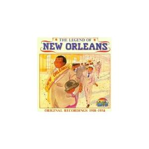 Cover - New Orleans Wanderers: Legend Of New Orleans, The