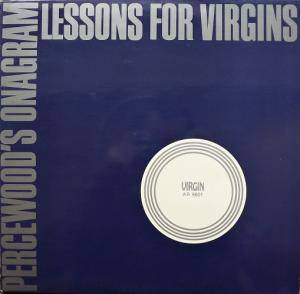 Percewood's Onagram: Lessons For Virgins - Cover