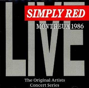Cover - Simply Red: Montreux 1986