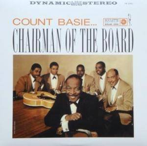 Cover - Count Basie: Chairman Of The Board