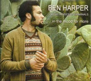 Cover - Ben Harper & The Innocent Criminals: ...In The Mood For More