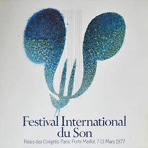 Festival International du Son 1977 - Cover