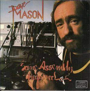 Cover - Dave Mason: Some Assembly Required