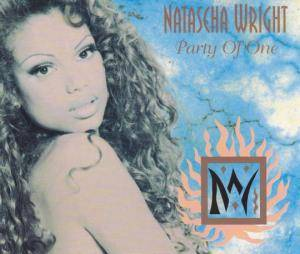 Natascha Wright: Party Of One - Cover