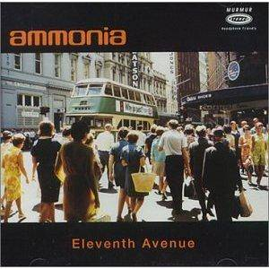 Cover - Ammonia: Eleventh Avenue
