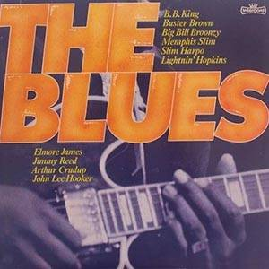 Blues Vol. 1, The - Cover