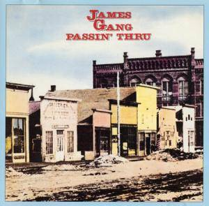 Cover - James Gang: Passin' Thru