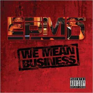 Cover - EPMD: We Mean Business