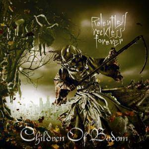 Children Of Bodom: Relentless Reckless Forever - Cover