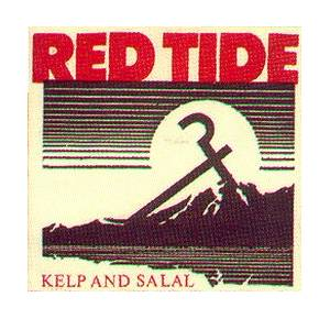 Cover - Red Tide: Kelp And Salal