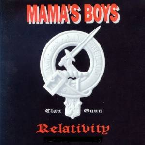 Cover - Mama's Boys: Relativity