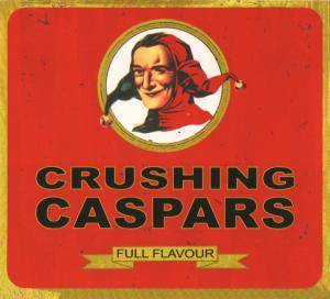 Cover - Crushing Caspars: Full Flavour