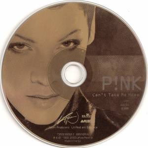 P!nk: Can't Take Me Home (CD) - Bild 3