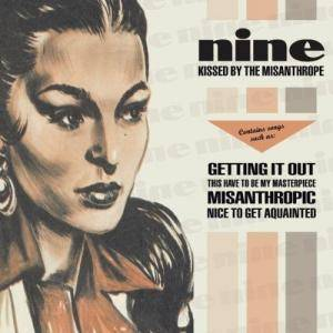 Cover - Nine: Kissed By The Misanthrope