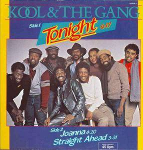 Kool & The Gang: Tonight - Cover