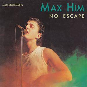 Max Him: No Escape - Cover