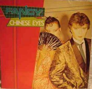Fancy: Chinese Eyes - Cover