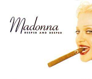 Madonna: Deeper And Deeper - Cover