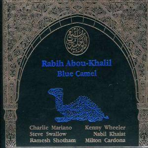 Rabih Abou-Khalil: Blue Camel - Cover