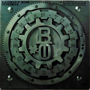 Cover - Bachman-Turner Overdrive: Bachman-Turner Overdrive
