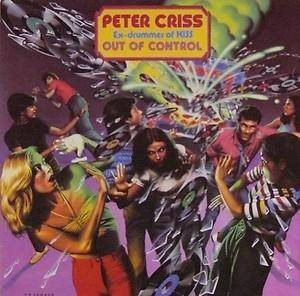 Peter Criss: Out Of Control - Cover
