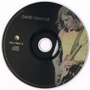 David Gilmour: David Gilmour (CD) - Bild 2