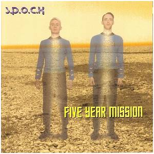 Cover - S.P.O.C.K: Five Year Mission