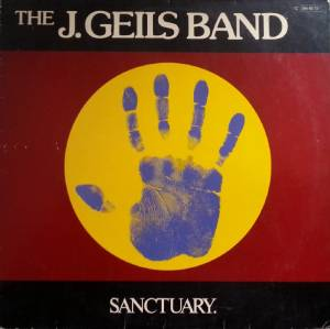 Cover - J. Geils Band, The: Sanctuary