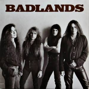 Badlands: Badlands (LP) - Bild 1