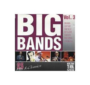 Cover - Kid Ory & Jimmy Noone: Big Bands Vol. 3