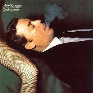Boz Scaggs: Middle Man - Cover