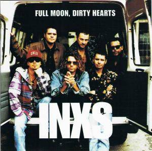 INXS: Full Moon, Dirty Hearts - Cover