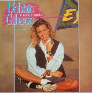 Debbie Gibson: Electric Youth - Cover