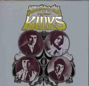 Kinks, The: Something Else By The Kinks - Cover
